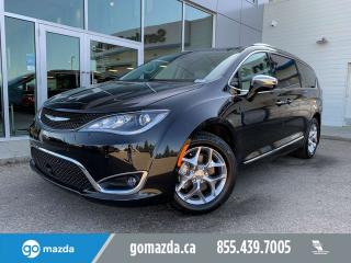Used 2019 Chrysler Pacifica LIMITED DVD LEATHER ROOF NAV FULL LOAD for sale in Edmonton, AB