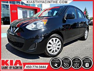 Used 2015 Nissan Micra ** EN ATTENTE D'APPROBATION ** for sale in St-Hyacinthe, QC