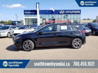 New 2019 Hyundai Elantra GT N LINE - 1.6T Pano Sunroof/Leather/Heated Seats for sale in Edmonton, AB