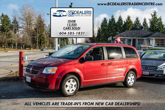 2010 Dodge Grand Caravan SE Stow 'N Go, No Accidents, 7-Passenger, Clean!