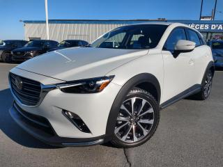 Used 2019 Mazda CX-3 **GT*DEMO*4WD*TOIT OUVRANT** for sale in St-Georges, QC
