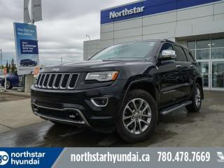 Used 2015 Jeep Grand Cherokee OVERLAND DIESEL/PANOROOF/LEATHER/NAV for sale in Edmonton, AB