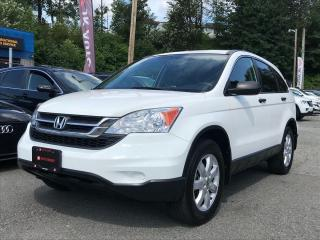 Used 2011 Honda CR-V LX for sale in Coquitlam, BC