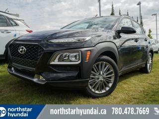 Used 2020 Hyundai KONA PREFERRED-APPLE CAR PLAY/ BACK UP CAM/ HEATED STEERING WHEEL/ BLUETOOTH for sale in Edmonton, AB