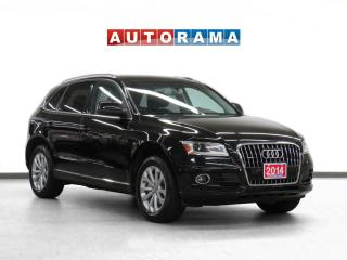 Used 2014 Audi Q5 Progressiv Quattro Navigation Leather Pano-Sunroof for sale in Toronto, ON