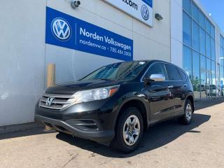 Used 2013 Honda CR-V LX AWD for sale in Edmonton, AB