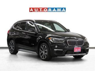 Used 2016 BMW X1 xDrive28i Navigation Leather P-Sunroof Backup Cam for sale in Toronto, ON