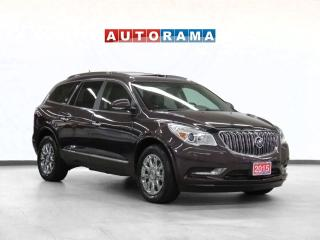 Used 2015 Buick Enclave 4WD Leather Backup Cam 7 Passenger for sale in Toronto, ON