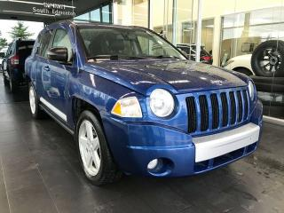 Used 2010 Jeep Compass LIMITED 4WD, POWER HEATED LEATHER SEATS, SUNROOF, SIRIUS XM CAPABILITY for sale in Edmonton, AB