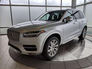 Used 2018 Volvo XC90 T6 Inscription for sale in Edmonton, AB