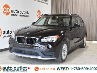 Used 2015 BMW X1 X1, 2.0L I4, Turbo, xDrive, Awd, Leather heated seats, Sunroof/Moonroof for sale in Edmonton, AB