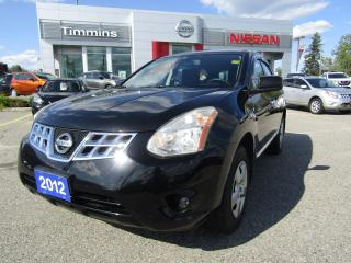 Used 2012 Nissan Rogue S for sale in Timmins, ON