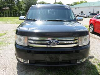 Used 2012 Ford Flex leather for sale in Ailsa Craig, ON