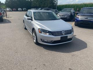 Used 2014 Volkswagen Passat COMFORTLINE for sale in Waterloo, ON
