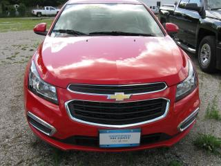 Used 2015 Chevrolet Cruze cloth for sale in Ailsa Craig, ON