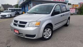 Used 2009 Dodge Grand Caravan SE - Power Options, 2 Keys for sale in Mississauga, ON