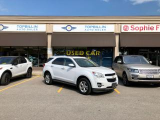 Used 2012 Chevrolet Equinox 2LT AWD Bluetooth, Backup Cam for sale in Vaughan, ON
