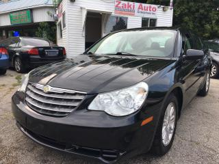 Used 2009 Chrysler Sebring LX/1 Owner/Safety Certification Included Price for sale in Toronto, ON