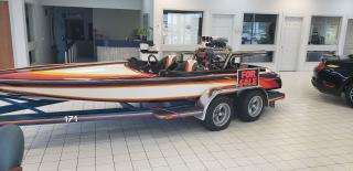 Used 1987 Other Other Jim Cole Custom SPEED BOAT / 17 FOOT/ BLOWN 355 for sale in Tilbury, ON