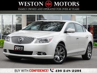 Used 2011 Buick LaCrosse CXS*PICTURES COMING SOON!!* for sale in Toronto, ON