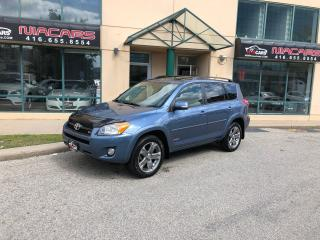 Used 2010 Toyota RAV4 Sport**1 OWNER**LEATHER** for sale in North York, ON
