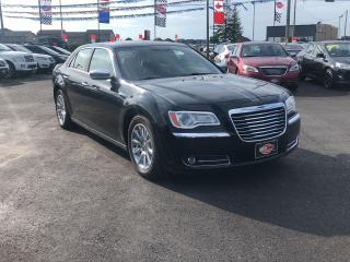 Used 2013 Chrysler 300 C/5.7L HEMI/ROOF/BACKUP CAM/ABSOLUTELY LOADED for sale in London, ON
