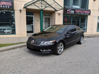 Used 2013 Volkswagen Passat CC Sportline**BACKUP CAM** for sale in North York, ON