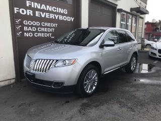 Used 2011 Lincoln MKX for sale in Abbotsford, BC