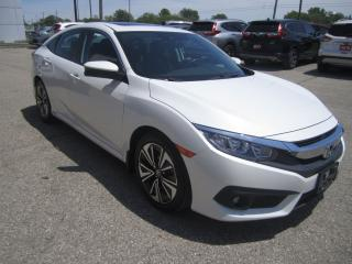 Used 2016 Honda Civic EX-T for sale in Simcoe, ON