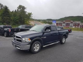 Used 2017 RAM 1500 ST for sale in Corner Brook, NL