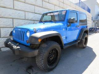 Used 2012 Jeep Wrangler SPORT for sale in Fredericton, NB