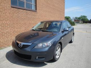 Used 2009 Mazda MAZDA3 GX for sale in Oakville, ON