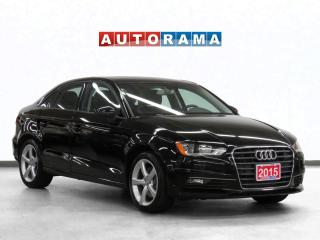 Used 2015 Audi A3 TDI Leather Panoramic Sunroof for sale in Toronto, ON