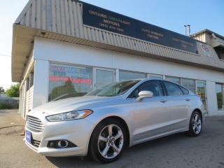 Used 2015 Ford Fusion ALLOYS,FOGS,BACK UP CAMERA,BLUETOOTH for sale in Mississauga, ON