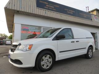 Used 2013 Dodge Grand Caravan RAM, COMMERCIAL, CARGO, GRAND CARAVAN, SIDE PANELS for sale in Mississauga, ON
