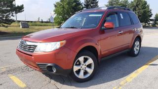 Used 2010 Subaru Forester X Touring w/NAVI for sale in Etobicoke, ON