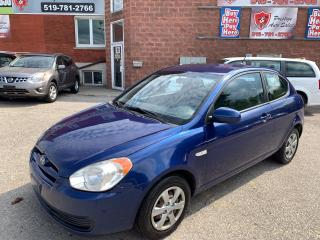Used 2010 Hyundai Accent GL/SUMMER BLOWOUT SALE/ONE OWNER/NO ACCIDENT for sale in Cambridge, ON