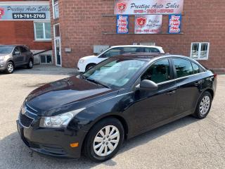 Used 2011 Chevrolet Cruze SUMMER BLOWOUT SALE/NO ACCIDENT/CERT for sale in Cambridge, ON