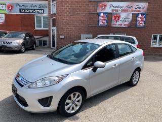Used 2012 Ford Fiesta SE/SUMMER BLOWOUT SALE/NO ACCIDENT/CERTIFIED for sale in Cambridge, ON