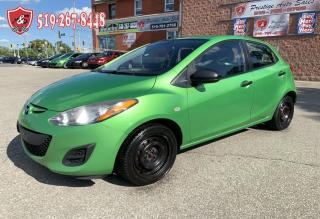 Used 2012 Mazda MAZDA2 GX/SUMMER BLOWOUT SALE/SAFETY INCLUDED for sale in Cambridge, ON