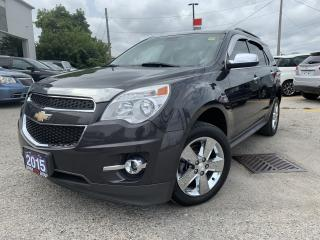 Used 2015 Chevrolet Equinox LT for sale in London, ON