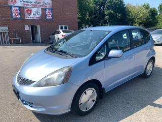 Used 2010 Honda Fit SUMMER BLOWOUT SALE/ONE OWNER/NO ACCIDENT for sale in Cambridge, ON