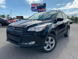 Used 2013 Ford Escape SE * Heated Leather Seats * Ecoboost * NAVI--ECOBOOST--- for sale in London, ON