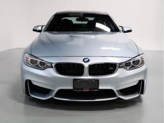 Used 2015 BMW M4 M-SPORT   WARRANTY   CARBON FIBER   HEADS UP for sale in Vaughan, ON