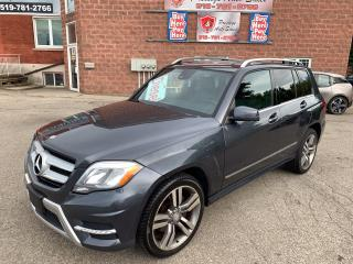 Used 2013 Mercedes-Benz GLK 250 SUMMER BLOWOUT SALE/BlueTec/DIESEL/AWD for sale in Cambridge, ON