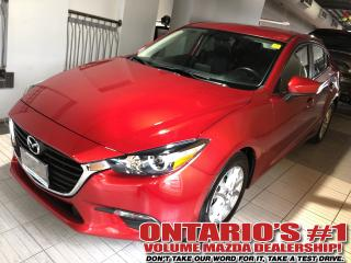 Used 2017 Mazda MAZDA3 SE for sale in Toronto, ON