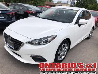 Used 2016 Mazda MAZDA3 GX for sale in Toronto, ON
