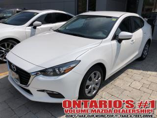 Used 2018 Mazda MAZDA3 GX,BLUETOOTH,BACKUP CAM!!! for sale in Toronto, ON