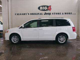 Used 2019 Dodge Grand Caravan SXT Premium Plus for sale in Calgary, AB