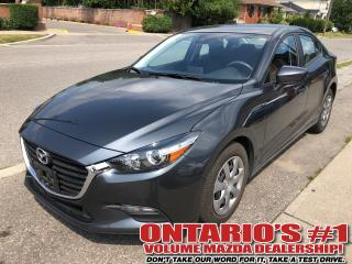 Used 2018 Mazda MAZDA3 GX for sale in Toronto, ON